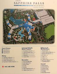 Universal Studios Orlando Google Maps by Sapphire Falls Resort Map Universal Orlando
