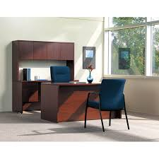 Hon Desk Hutch Hon 10500 Series Executive Workstation Atwork Office Furniture