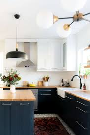 kitchen cabinet colors with butcher block countertops sealing butcher block countertops place of my taste