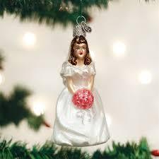 brunette by the merck family u0027s old world christmas