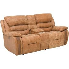 Reclining Sofa With Console by Wayne Leather Power Reclining Sofa With Drop Down Table 1e 1423prs