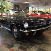 1964 Black Mustang 1967 5 Ford Mustang Convertible Black Shelby Cobra For Sale