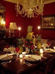 christmas setting inspiring rustic christmas table setting with