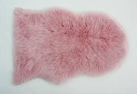 faux fur rugs faux fur pink nline at rugs direct 2u