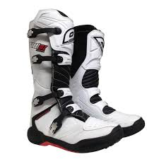 green dirt bike boots red oneal element platinum oneal white motocross boots new