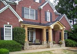 houses with front porches front porch on brick house front porch brick house decor