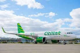 airasia vs citilink citilink the low cost unit of garuda indonesia takes delivery of