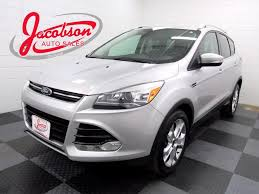 Ford Escape Awd - 2014 ford escape titanium 2 0 awd for sale in oshkosh wi stock