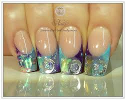 metallic nail designs will be quite popular this year so you