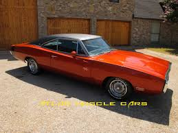 jeep burnt orange muscle cars for sale 1970 charger rt se 440 auto bronze 8435