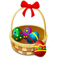 easter egg basket basket easter eggs shops icon icon search engine