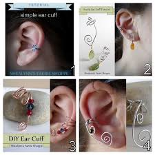 s ear cuffs 37 best tribal images on ear ear cuffs and ears