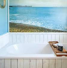 bathroom mural ideas turn your bathroom into a seaside escape coastal and theme
