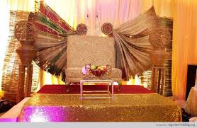 wedding 7 unique traditional wedding stage decor ideas