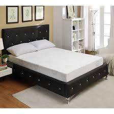 ac pacific herbal fusion 8 inch memory foam mattress queen size