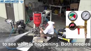 carburetor systems backyard testing youtube