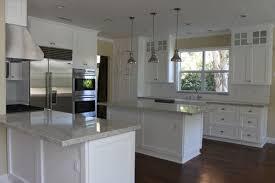 Pretty White Kitchen Cabinets With Granite Countertops And Dark - White cabinets dark floor bathroom