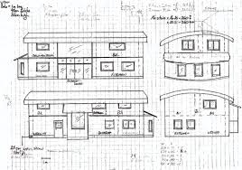 house plan elevation arts