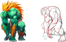 community blog by bigmex how to design a street fighter