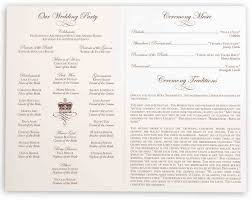 catholic wedding program templates reception program best ideas