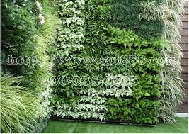 vertical garden pots system sl xq5057 garden wall pots planters