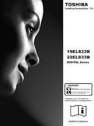download toshiba 19el833b specs docshare tips