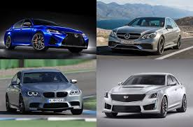 lexus hybrid vs bmw styling size up lexus gs f vs bmw m5 cadillac cts v mercedes e63