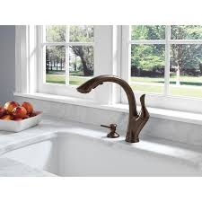 Kitchen Faucets Bronze Finish by Delta Linden Kitchen Faucet Delta Chrome Kitchen Faucets Elegant