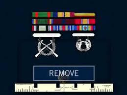usmc rifle and pistol badge u0026 ribbon spacer wmv youtube