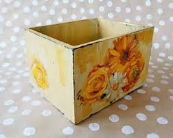 Wooden Centerpiece Boxes by Wood Box Centerpiece Etsy