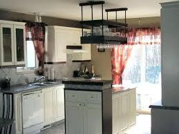 meuble cuisine bricoman barre meuble de cuisine comptoir rail fixation meuble haut cuisine
