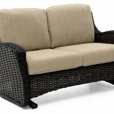 furniture dreux patio loveseat glider weir s furniture with