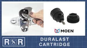 duralast cartridge repair and replace single handle moen