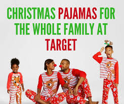 pajamas for the whole family target made me do it