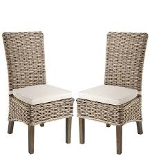 Wicker Chairs Cheap Dining Room Fine White Wicker Chairs Chair Throughout Decor Washed