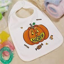 halloween bib personalized halloween baby natashainanutshell com