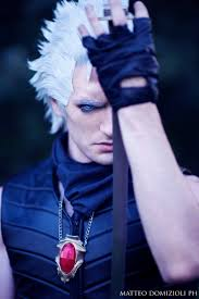 vergil devil may cry 4 cosplay by leon chiro by