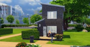 micro mini homes the sims 4 building challenge mini micro house sims online