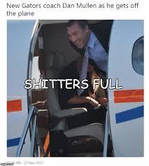 Shitters Full Meme - dan mullen is cousin eddie imgflip