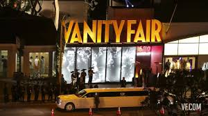 Vanity Restaurant Watch The Vanity Fair Oscar Party Hollywood U0027s Big Night Inside