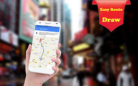 Draw Route On Google Maps by Driving Route Tracking Live Gps Earth Map Guide Android Apps On