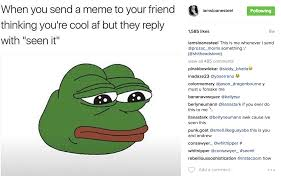 What Font Do Memes Use - do some people really make a living posting memes on instagram