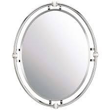Bathroom Oval Mirrors by 50 Best Bathroom Mirror Images On Pinterest Bathroom Mirrors