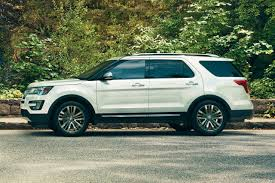 Ford Explorer Towing Capacity - 2017 dodge durango vs 2017 ford explorer comparison review by