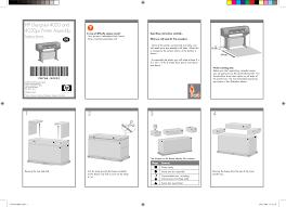 download free pdf for hp designjet 4020 printer manual