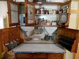 hoosier kitchen cabinet impressive home design