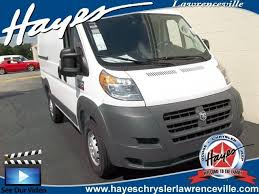 chrysler dodge jeep ram lawrenceville 2017 ram promaster cargo base 118 wb lawrenceville ga