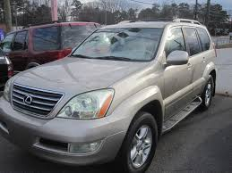 lexus dealer gainesville ga 2004 lexus gx470 for sale in tucker ga 30084