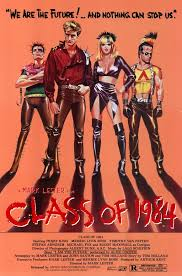 class of 1984 dvd we are the future brain hammer s picks from the crypt