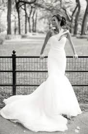 Used Wedding Dress Stylish One Shoulder Wedding Dresses Sirens Confidence And